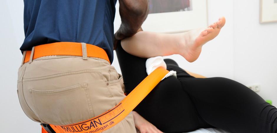 Manual therapy Χειροπρακτική θεραπεία