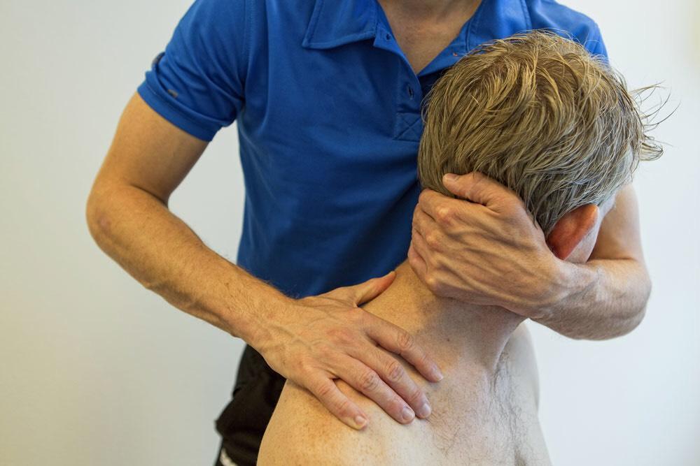 Manual therapy, Χειροπρακτικη, Physioteam